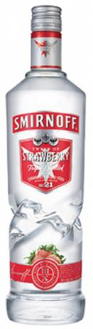 Smirnoff Vodka Strawberry